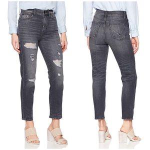 Hudson Zooey High Rise Straight leg Jeans